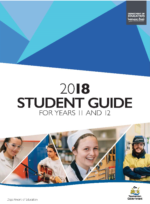 Student Guide 2018
