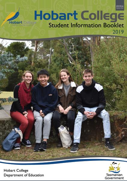 Hobart College Student Information Booklet 2019